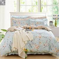 100 cotton duvet covers 100% Cotton Duvet Cover/Quilt Cover Twin Full Queen King ...