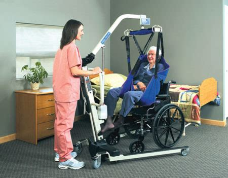 Top 5 Hoyer Lifts For Home Use - Amica Medical Supply Blog