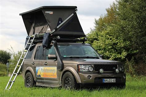 land rover discovery tent  land rover discovery