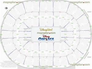 Wells Fargo Center Chart Images Online In Philips Arena