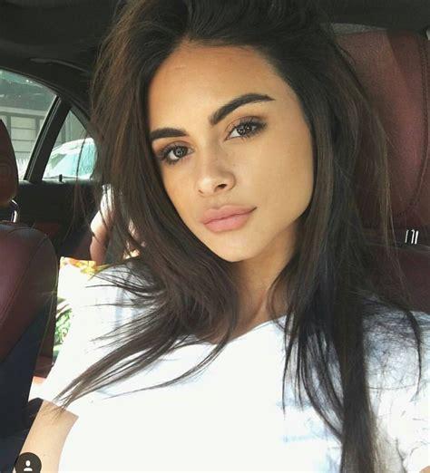 Fxcknjas Brunette Beauty Sophia Miacova Beautiful Face