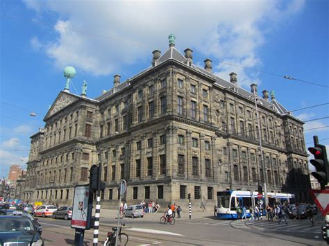 Amsterdam Museum Royal royal palace amsterdam un dutch glamour in the city