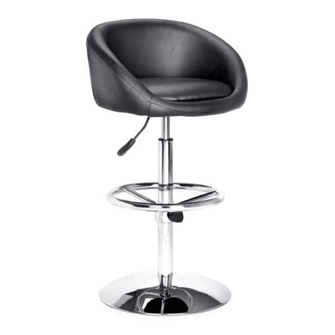 Comfortable Bar Stool Z010 In Black  Office Chairs
