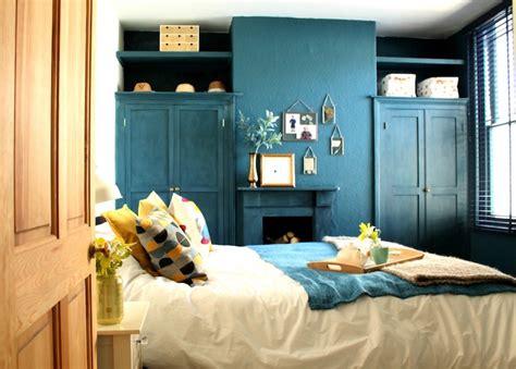 chambre bleu canard avec quelle couleur accords classe