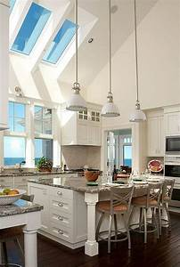 White, Kitchen, Countertops, And, Cabinets, Ideas