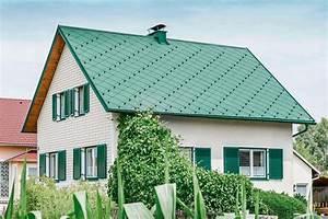 Prefa Dach Nachteile : ein sicheres dach hausabdeckungen aus aluminium von ~ Lizthompson.info Haus und Dekorationen