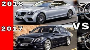 Mercedes Classe S 2017 : 2018 mercedes s class vs 2017 mercedes s class youtube ~ Dallasstarsshop.com Idées de Décoration