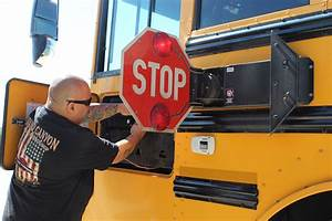 Drivers who illegally pass school buses put on notice ...