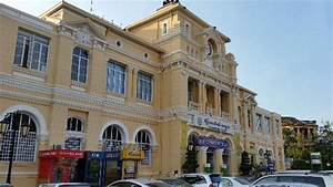 Cambodia Post Office - Picture of Cambodia Post Office ...
