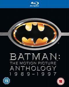 The Batman Legacy [Box Set] Blu-ray Zavvi com
