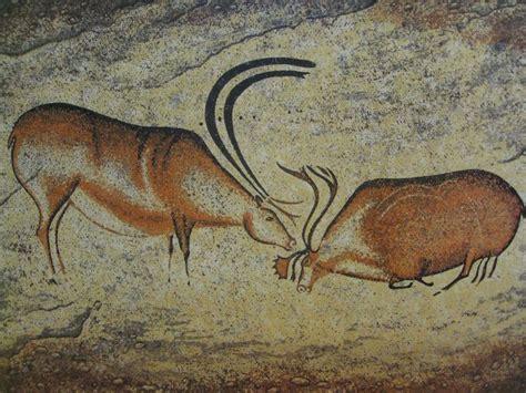 reindeer font de gaume cave  les eyzies de tayac