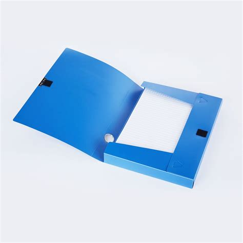 Office Supplies Folders by 10 Pcs Office Supplies 2cm A4 Plastic File Box Document