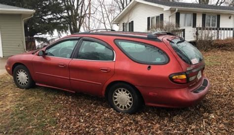 car owners manuals for sale 1997 mercury sable electronic throttle control 1997 mercury sable for sale in oskaloosa ia salvage cars