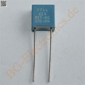 Schaltkreise Berechnen : 25 x 470nf 63v mkt rm5 folien kondensator capa philips 25pcs ~ Themetempest.com Abrechnung
