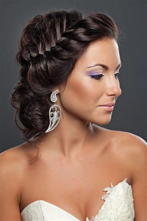 coiffure mariage tresse   merveilleuses pour vous