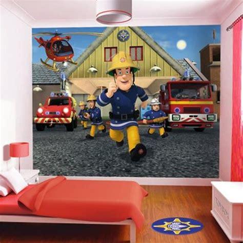 deco chambre pompier décoration chambre sam le pompier