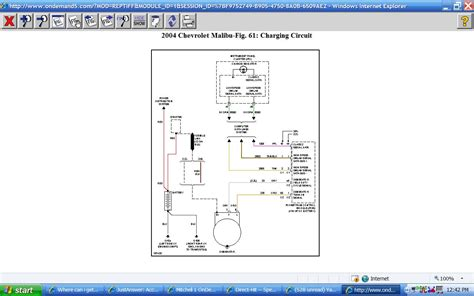 Where Can Get Wire Diagram For Charging System