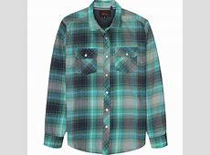 Stoic Blue Ridge Flannel Shirt Men's Backcountrycom