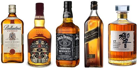 brands of whiskey interesting facts about whiskey just fun facts