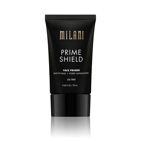 prime shield mattifying pore minimizing face primer
