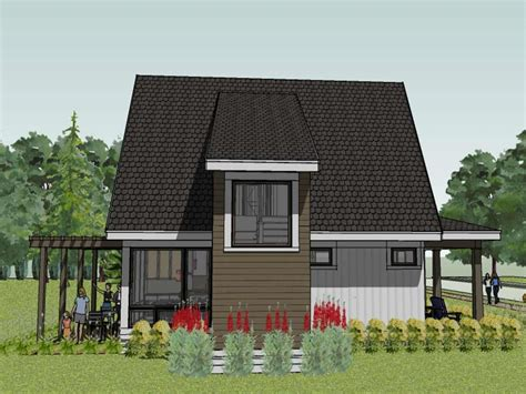 Bungalow House Plans Simple Small House Floor Plans