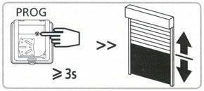 Programmer Telecommande Somfy : r glage et programmation volets roulants motoris s ~ Dode.kayakingforconservation.com Idées de Décoration