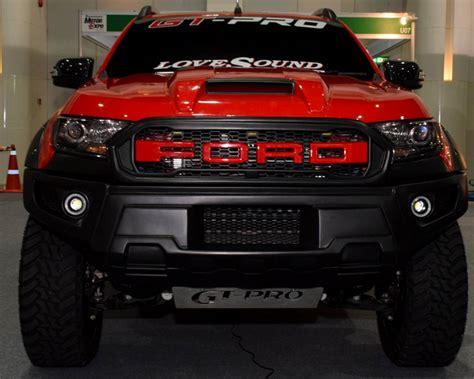 ford ranger raptor diesel rumors  release date