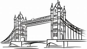 London Bridge Dessin : coloriage tower bridge londres coloriages imprimer gratuits ~ Dode.kayakingforconservation.com Idées de Décoration