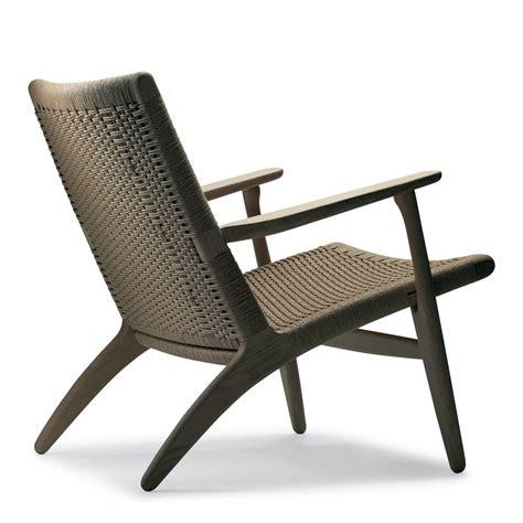 lounge chair by hans j wegner ch25 carl hansen s 248 n