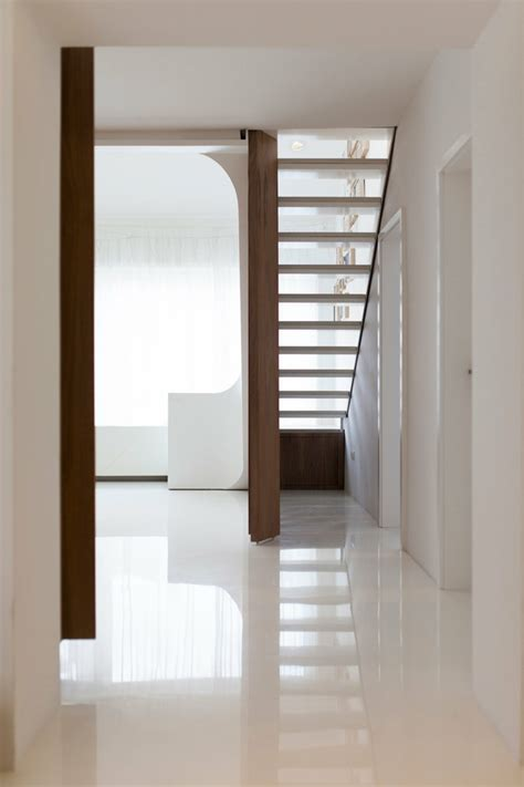 decoration chambre hotel luxe loft au design contemporain un brin futuriste vivons maison
