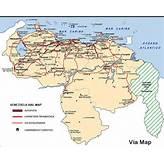 Maps of Venezuela