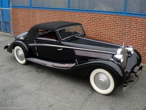 Spohn Maybach Sw38 Roadster 1938
