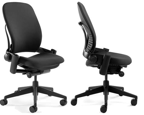 steelcase leap chair base model