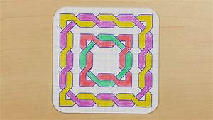How To Draw Graph Paper Knots
