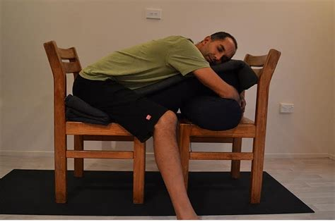 chair sequences restorative exploring supported child s pose in depth