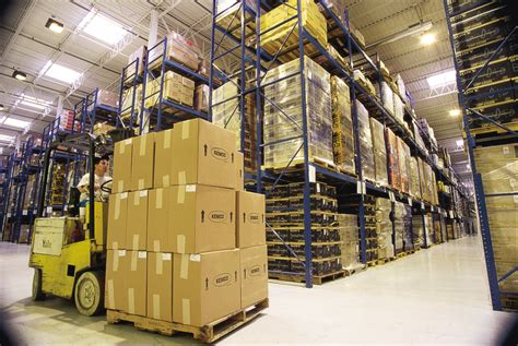 Warehouse And Distribution Solutions