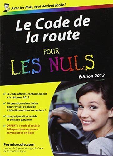 t 233 l 233 charger gratuits code de la route 2013 poche pour les