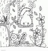 Coloring Adults Pages Printable Hedgehog Animal Colouring Adult Animals Sheets Lion sketch template