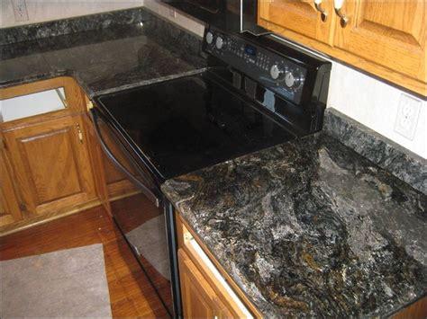 blue kitchen cabinets for best 25 prefab granite countertops ideas on 7939