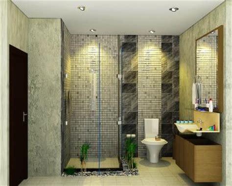 design kamar mandi hotel minimalis terbaru rumah impian