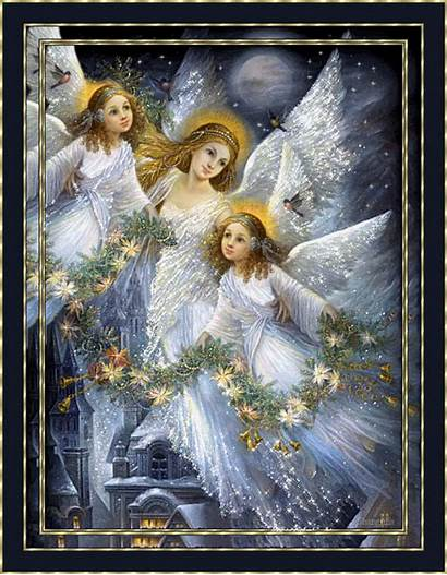 Angelic Kingdom Confidence Connection Faith Required Angels