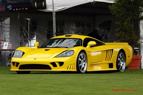 Saleen S7 Luxury Car Pictures