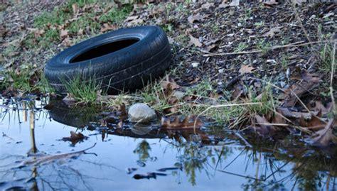 Vecās riepas izmet dabā vai sadedzina - nevēlas maksāt par ...
