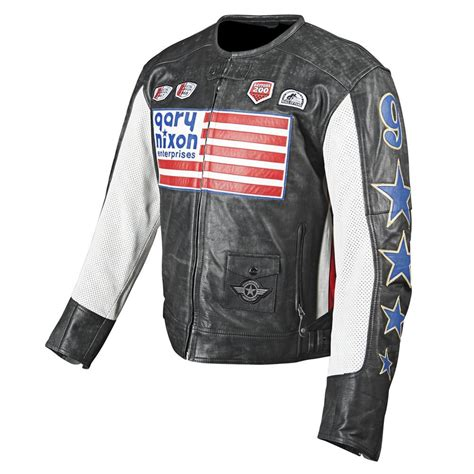 discount motorcycle jackets 499 95 speed strength gary nixon replica authentic 196897
