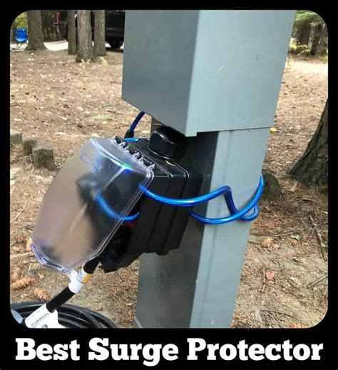 surge protector savvy campers inbox directly