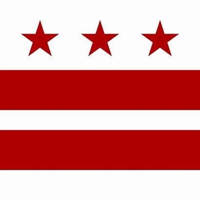 Washington Dc Flag Svg Transparent Clipart Icon
