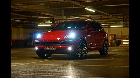 Porsche Cayenne Diesel Top Speed 256 Km H Youtube