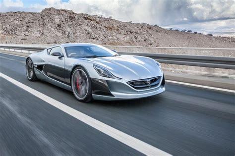 Rimac Concept One Vs Bugatti Chiron, The World's Best