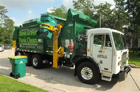 waste management cuts  jobs houston chronicle