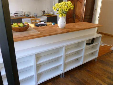 bar separation cuisine bar de séparation avec rangement bidouilles ikea